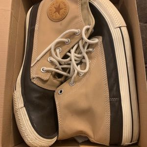 Men Converse Sneakers worn only once!